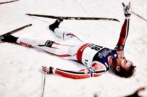 Petter Northug. Foto: NordicFocus.