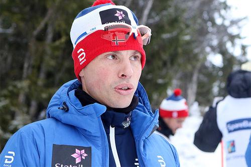 Geir Endre Rogn. Foto: Erik Borg.