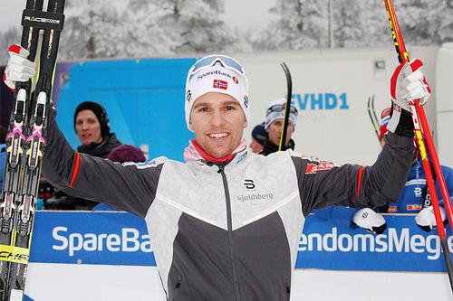 Didrik Tønseth. Foto: Geir Nilsen/Langrenn.com.