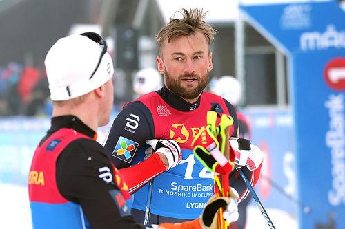 Petter Northug. Foto: Eirik Lund Røer/Eiluro.