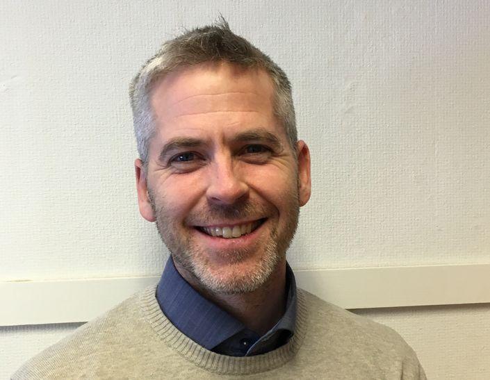 Tom Erik Holteng enhetsleder barneahage