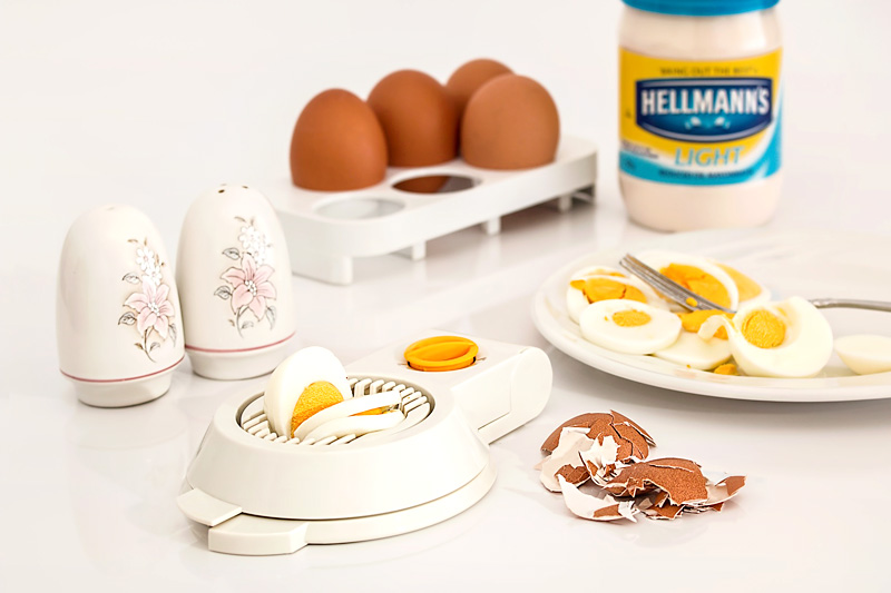 Egg er blant flere gode kilder for proteiner. Foto: Creative Commons/Pixabay.com.