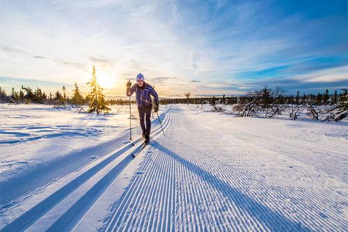 Trysil Skimaraton er et populært renn og de merker stor pågang i antall påmeldinger. Foto: Hans Martin Nysæter/Destinasjon Trysil.