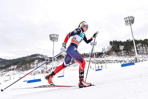 Anna Svendsen. Foto: Thibaut/NordicFocus.