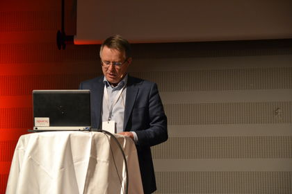 Bård M. Pedersen, fylkesmann i Troms