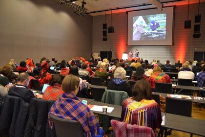 Samisk foreldrekonferanse oversikt bak