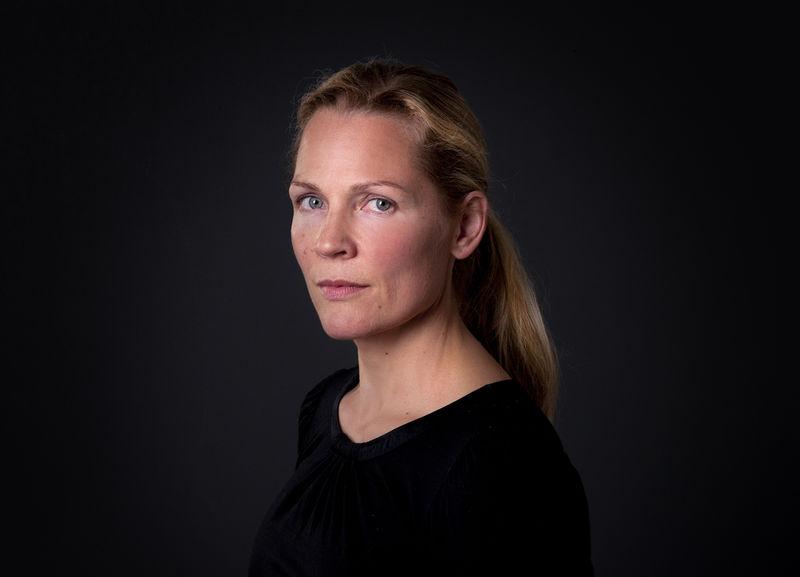 Bildet viser  Åsne Seierstad