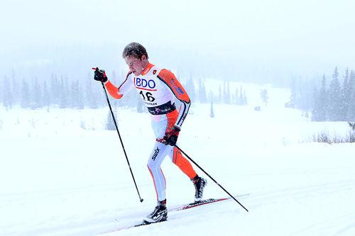 Martin Thon. Foto: Erik Borg.