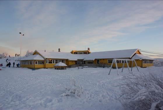 Hesseng barnehage bilde av bygget