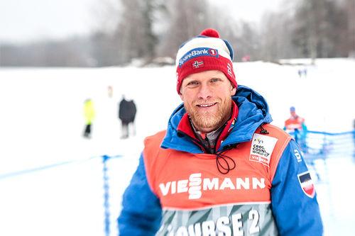 Tor Arne Hetland. Foto: Modica/NordicFocus.