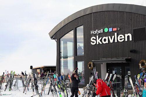 Skavlen Restaurant på Mosetertoppen og Hafjell. Her blir det heidundrende Afterski etter Hafjell Ski Marathon 2017. Foto: Hafjell Ski Marathon.