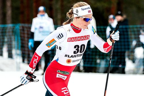 Astrid Uhrenholdt Jacobsen. Foto: Thibaut/NordicFocus.