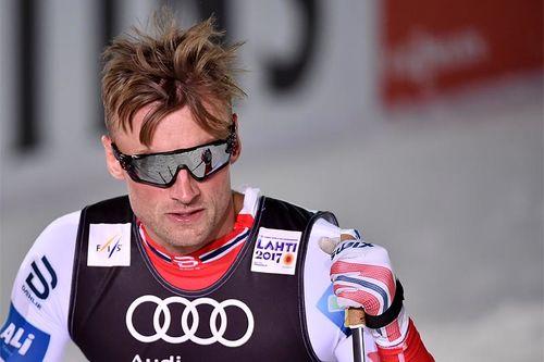 Petter Northug. Foto: Thibaut/NordicFocus.