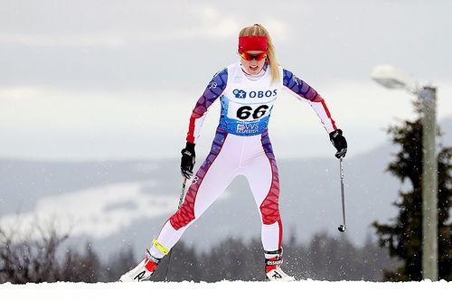 Emilie Fleten. Foto: Erik Borg.