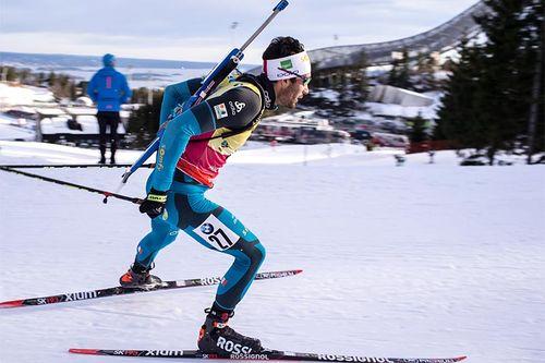 Martin Fourcade. Foto: Manzoni/NordicFocus.