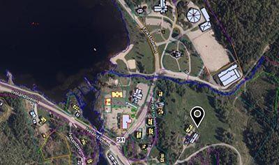 iveland kommune kart Ny kartløsning   Iveland kommune