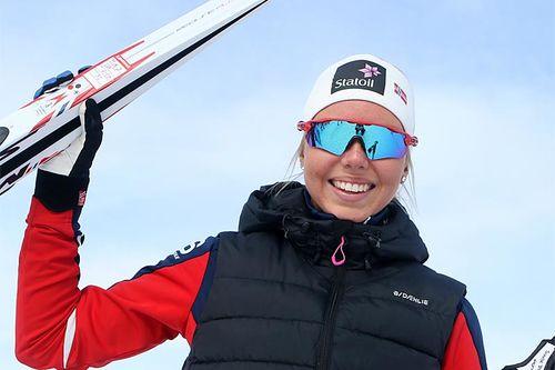 Marte Mæhlum Johansen. Foto: Erik Borg.