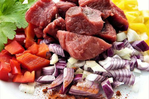 Rødt kjøtt er en god kilde til jern. Foto: Creative Commons/Pixabay.com.