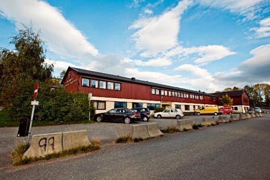Knut Hamsun videregående skole