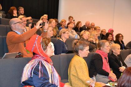 FUG 40 år forsamling seminar