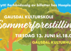 sommerforestilling