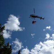 Helikopter gjødsling 2