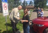 Besøk fra Lund kommune juni 2017