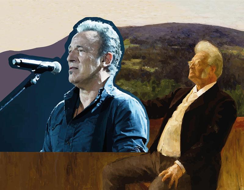 Bjørnson og Springsteen