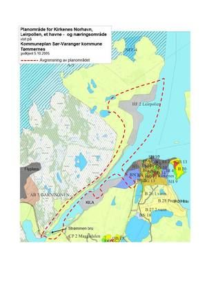 2017-06-28 Kirkenes Norhavn - Planområde_Side_1_300x424