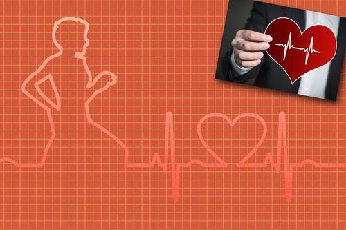 Makspuls blir i litteraturen som oftest referert til som maksimal hjertefrekvens, og beskriver det høyeste antall slag hjertet greier å slå per minutt. Illustrasjonsfoto: Creative Commons/Pixabay.com.