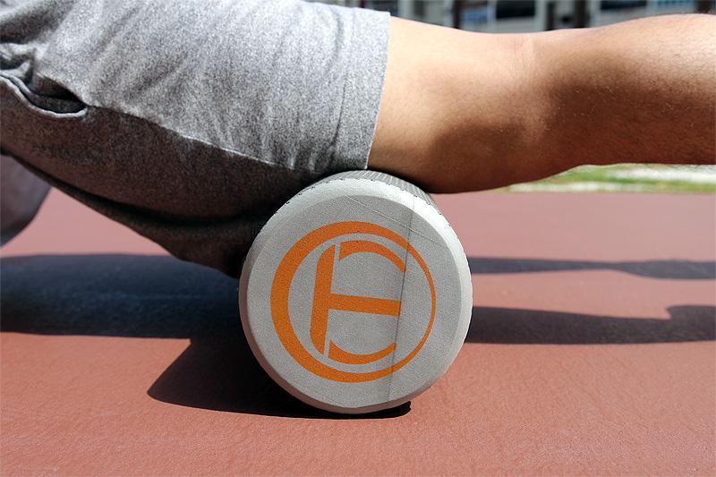 Med skumrulle kan du selv gi musklene massasje og bidra til å holde dem smidige. Foto: Creative Commons/Pixabay.com.