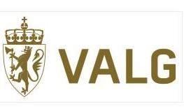 valg logo, liten