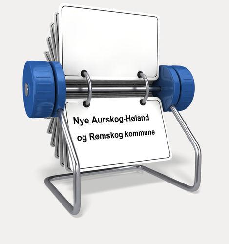 Nye Aurskog-Høland og Rømskog kommune