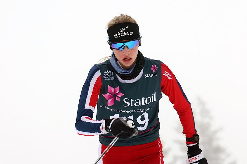 Vera Norli. Foto: Erik Borg.