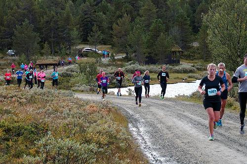 Fra forrige utgave av Furusjøen Rudt-løpet. Foto: Fredrik Weikle.