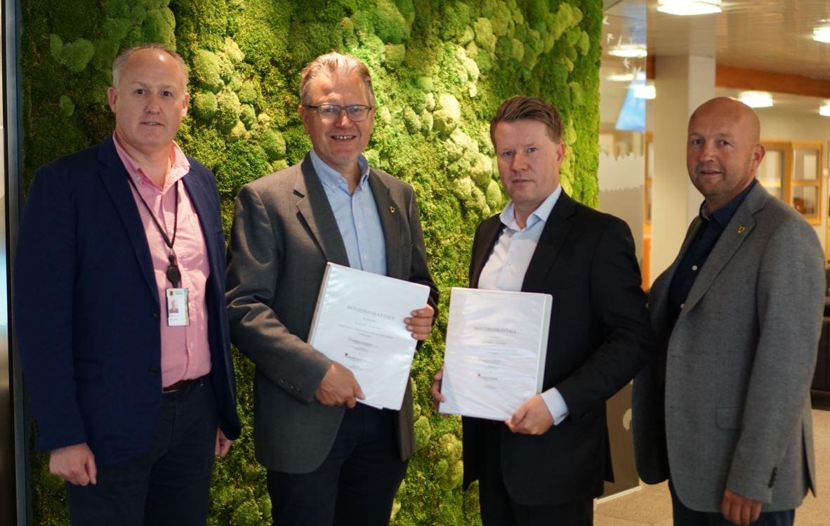 Ny hovedavtale inngått med Eidsberg Sparebank