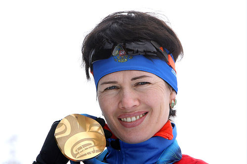 Olga Medvetseva. Foto: NordicFocus.