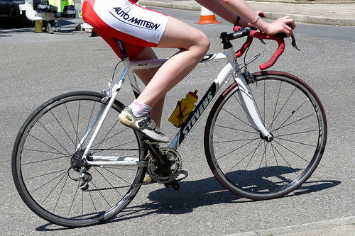 Hvis du starter økta i minus, blir kilometerne seige på sykkelsetet. Foto: Creative Commons/Pixabay.com.