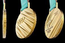 OL-medaljene for Olympiske Leker 2018 i Pyeongchang. Foto: IOC.