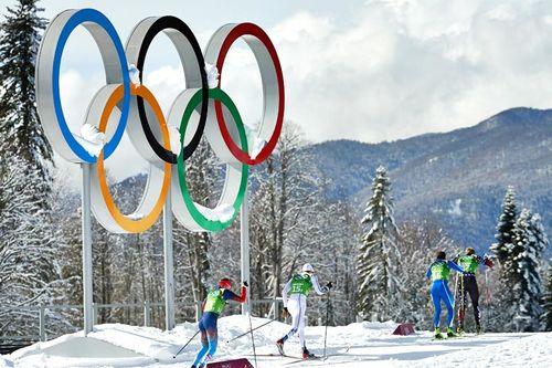 OL - Olympiske leker. Foto: NordicFocus.