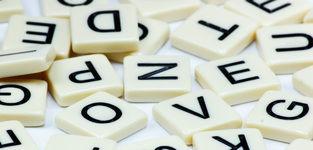 Bilde av bokstaver