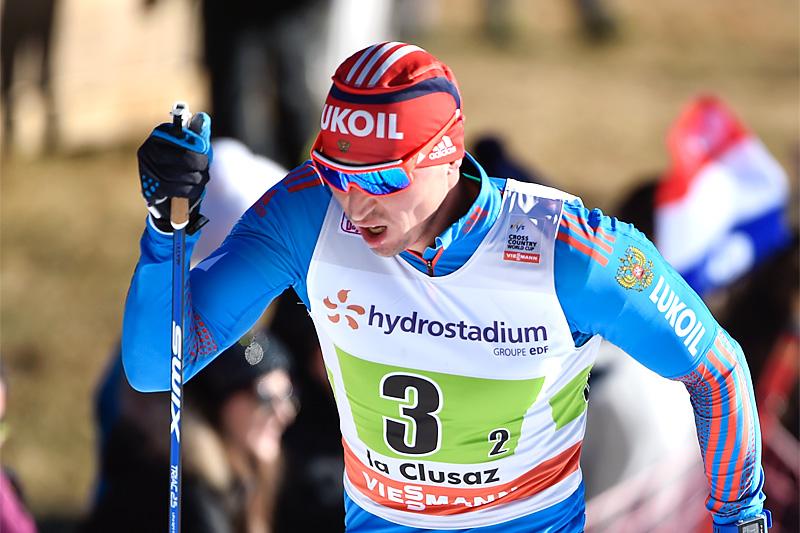 Alexander Legkov. Foto: Thibaut/NordicFocus.