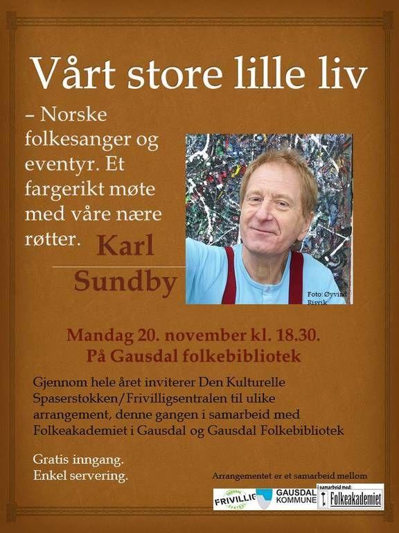 Sundby - plakat