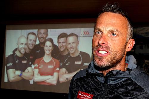 Anders Aukland brenner for å være med å utvikle langrennssporten og langløp og har også gløden til å trene mye. Foto: Erik Borg.