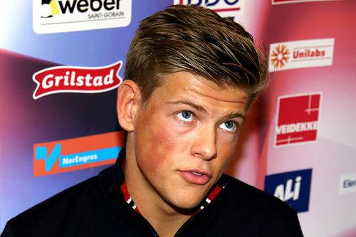 Johannes Høsflot Klæbo. Foto: Erik Borg.