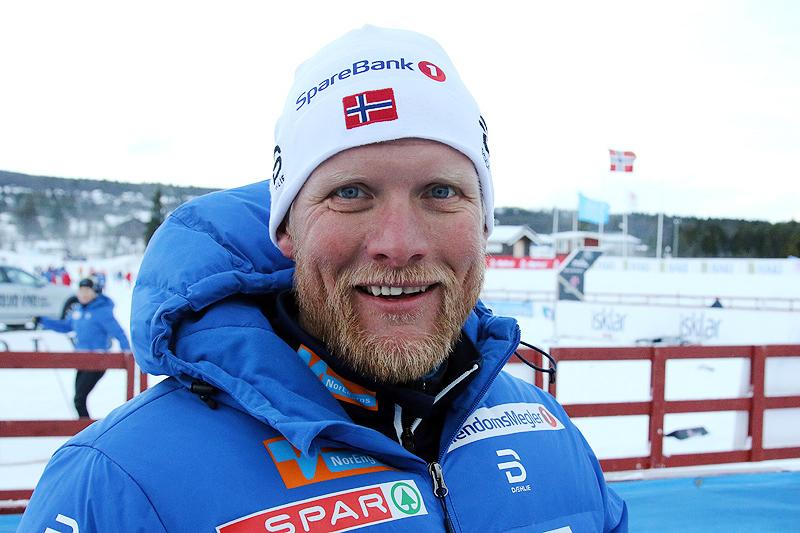 Tor Arne Hetland. Foto: Erik Borg.