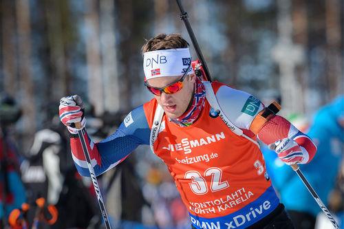 Tarjei Bø. Foto: Tumashov/NordicFocus.