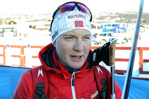 Simen Sveen. Foto. Erik Borg.