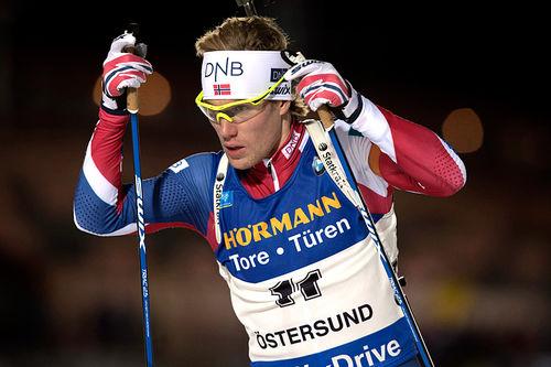 Erlend Bjøntegaard. Foto: Manzoni/NordicFocus.