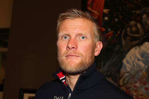 Tor-Arne Hetland. Foto: Erik Borg.